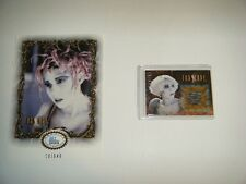 Farscape Lot of 2 Cards Chiana Archive Collection AC5 Topper Chiana CC9 Costume