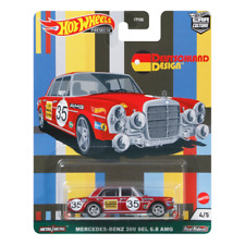 [Pre-Order] Mercedes-Benz 300 SEL 6.8 AMG - Deutschland Design - Hot Wheels 2021