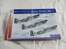 Grand Phoenix 1:48 Fairey Firefly Mk I  Kit 72052 SEALED KT001