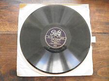Georges Marinkovitch -la valse rose -  fleur d'argentine - disque pathé 302.054