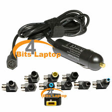 Universal DC Adapter Car Charger For Laptop NoteBook 33W/90W(Auto Select) 10Tips