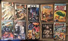 LOT OF 10 UNOPENED LOOT CRATE EXCLUSIVE COMICS