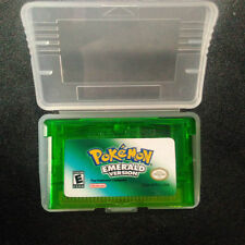 POKEMON: Emerald Version Nintendo Game Boy Advance GBA