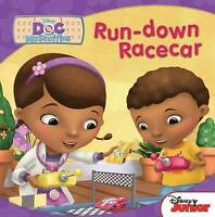 Disney Carry-Along Story Books Doc Mcstuffins: Run-Down Racecar, , Very Good Boo