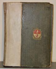 Antonio Stradivari His Life and Work 1st Ed 1902 Reader Copy Intact