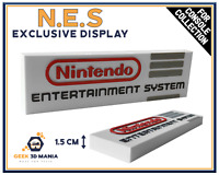 Display NES Exclusif Nintendo pour Collection Jeux Vidéo Rétro Gaming Déco Geek