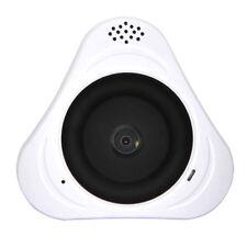 Panorama 360° IP Kamera Netzwerkkamera WLAN FUNK Audio HD Nachtsicht Fernzugriff