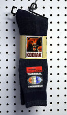 New kodiak thermal socks wool blend  color navy size 10-13 ( bte#82)