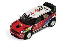 1/43 Mini JCW John Cooper Works Rallye Monte Carlo 2012 #52   P.Campana