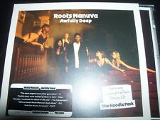 Roots Manuva ‎– Awfully Deep (Shock Australia) Limited 2 CD Edition - NEW
