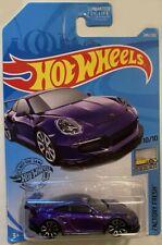 2019 Hot Wheels - Factory Fresh - Porsche 911 GT3 RS - Purple - #246/250