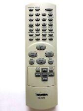 Genuine Toshiba DVD Remote Control se-r0075 for sd140ebs sd231ebs sd320 sd1810