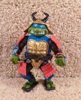 1990 Playmates TMNT Teenage Mutant Ninja Turtles Sewer Samurai Leonardo Figure