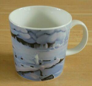 Arabia Finland Ceramic Moomin Valley Mug - Midwinter (BNWOT)