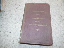 1868.Premiers soins à donner avant arrivée du médecin.Constantin James