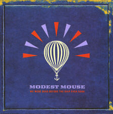 Modest Mouse ‎– We Were Dead Before The Ship Even Sank (2007)  CD NEW SPEEDYPOST