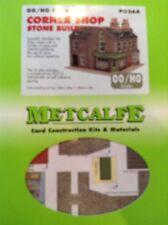 Metcalfe Kit PO264. Corner Shop. Stone Built. OO Scale.