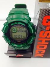 Rare Casio G Shock Tough Solar power Dark Green watch G-2300GR 3192 WTime HTF VR