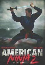 American Ninja 2 The Confrontation DVD R4 Aus