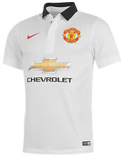 4438aecbbd0 Genuine Nike Junior Manchester United 2014 15 Away Shirt
