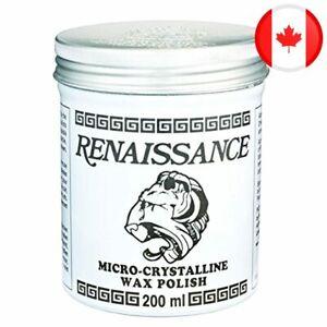 Renaissance Wax Polish, 200 ml