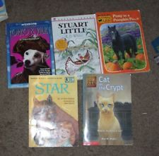 Lot of 14 Children's Animal Themed Chapter Books (Animal Ark, Wishbone...)