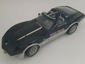UT Models 1978 Chevrolet Corvette Indy 500 Pace Car 1:18 Limited PLEASE READ