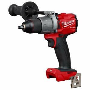 NEW Milwaukee 2804-20 M18 Fuel 18 Volt Cordless Hammer Drill Driver