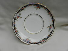 Wedgwood OSBORNE SAUCER for COFFEE CAN 14cm. Excellent.