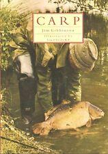 Gibbinson wenig Reiher Presse Angeln Buch Karpfen von Jim Gibbinson PBK neue Edition