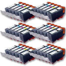 30x Druckerpatronen für CANON Pixma TS5055 TS5053 TS5051 TS5050 TS5000 mit Chip