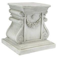 Concrete Mold Large Pedestal For Statues  Latex Rubber / Fiberglass