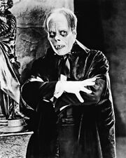 1925 Horror Film PHANTOM OF THE OPERA Glossy 8x10 Photo LON CHANEY Print Poster