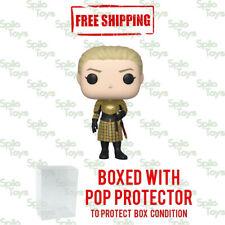 Funko Ser Brienne of Tarth Game of Throne Boxlunch Exclusive POP! Vinyl