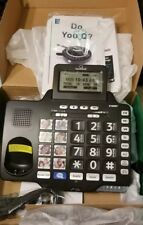 ClearSounds Iconnect A1600BT bluetooth amplified cordless phone new