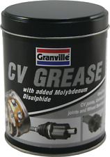 2x Granville CV Grease Moly Lithium Lubricant Joints Wheel Bearings 500g FRESH