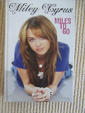 MILEY CYRUS - Miles to go