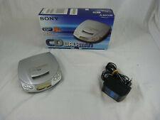 vintage: Sony D-E201 Cd Walkman Portable Cd Player