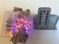 20M 200LED Copper Wire Party USB Twinkle LED String Fairy Lights Remote