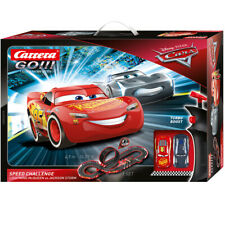 Carrera GO! 62476 Disney·Pixar Cars - Speed Challenge 1/43 Slot Car Set