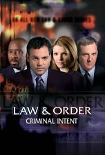 Law And Order Criminal Intent Movie Poster #01 24x36