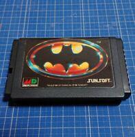 Mega Drive Batman Soft Only Free Shipping San Electronics Scroll Action Game