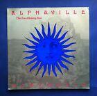 Alphaville the Breathtaking Blue Germany Vinyl LP Wea 1989 (W/ Inner Sleeve)