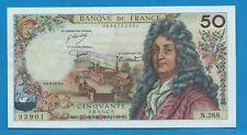Gertbrolen 50 Francs RACINE du 6-3-1975  N.268