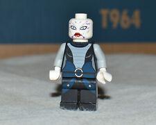 LEGO Minifigure Star Wars Asajj Ventress Clone Wars minifig