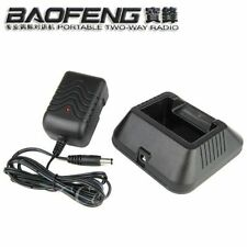 New BAOFENG Original Radio Battery Charger Desktop for UV5R Plus UV5RE Plus A0BX