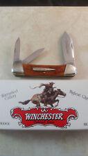 Winchester 39115 Canoe Whittler Knife
