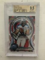 2015 Topps Finest Red Atomic Marcus Mariota (rc) /99