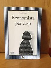 Economista per caso di Gianluca Puccinelli Ed.Edisek