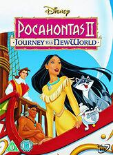 DVD:POCAHONTAS 2 - NEW Region 2 UK